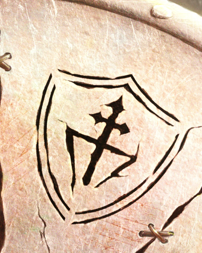 Light and Shadow Chronicles Avalanche army sigil logo