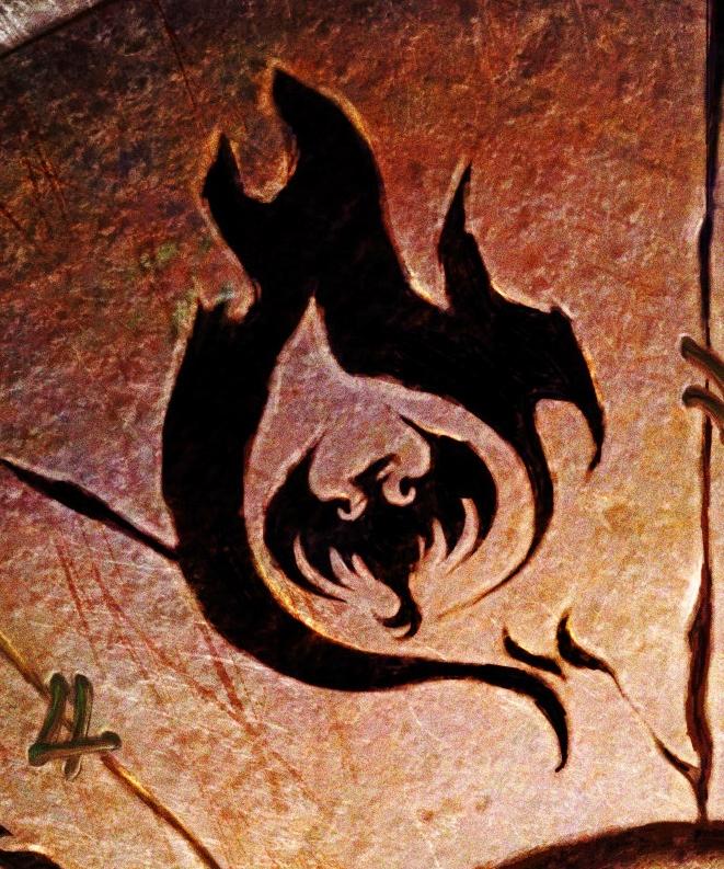 Light and Shadow Chronicles Brotherhood of Shadow army sigil symbol