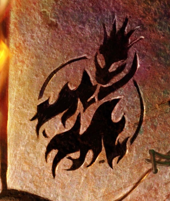 Light and Shadow Chronicles Valhalla Elite army sigil symbol