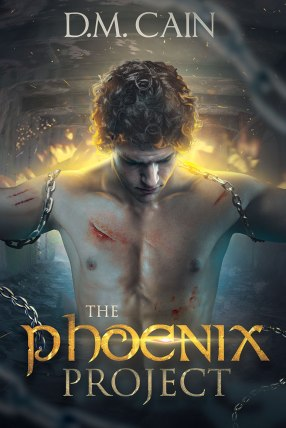 Dark, dystopian thriller The Phoenix Project - soon to be re-released through Booktrope