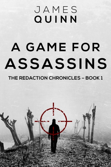 A GAME FOR ASSASSINS COMPLETE