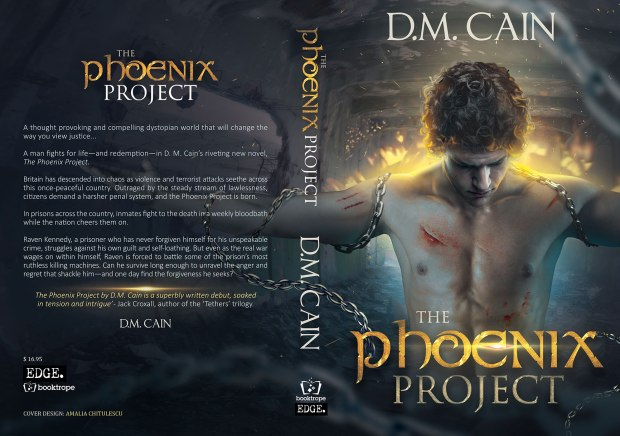 The Phoenix Project full cover
