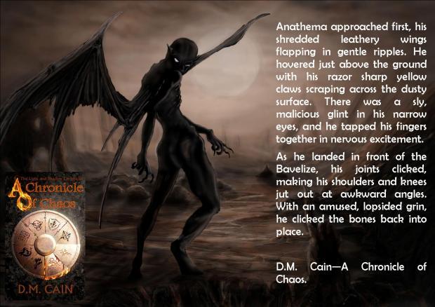 Anathema poster new