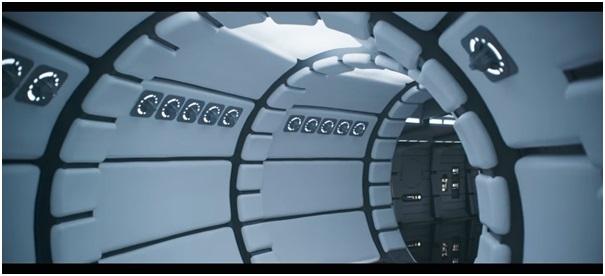 3 - mIllennium Falcon interior Star Wars Solo trailer
