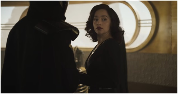 8 - Emilia Clarke Star Wars Solo trailer