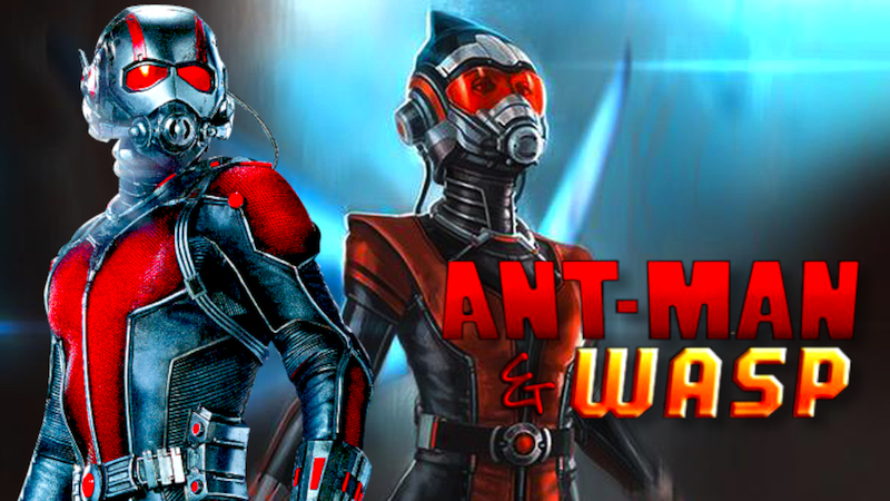 Ant Man and the Wasp MCU Marvel film movie dm cain immersive fantasy fiction