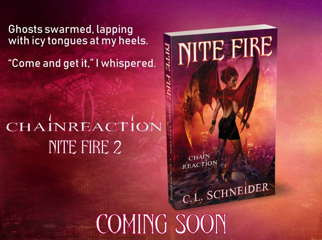 Nite Fire: Chain Reaction - epic urban fantasy dragon shapeshifters