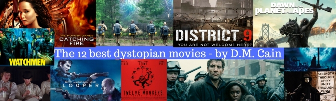 dystopian films movies