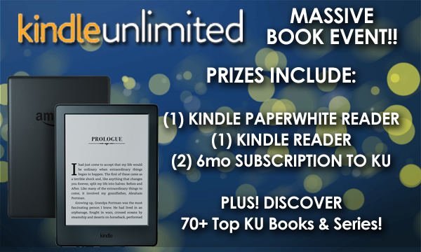Win a Kindle or Subscription to Kindle Unlimited