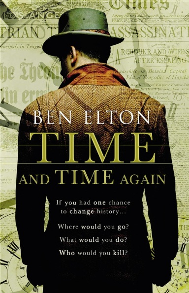 time and time again Ben Elton what would you do time travel