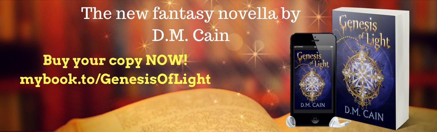 fantasy novella genesis of light