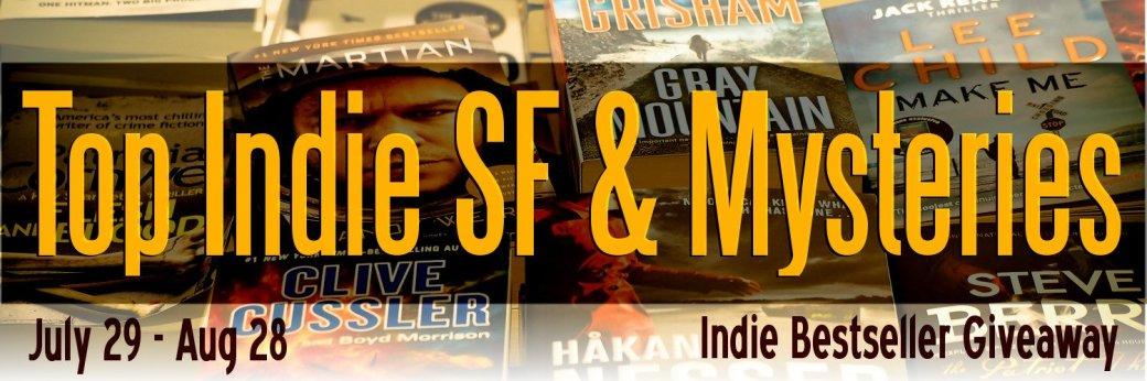 Indie Bestseller giveaway