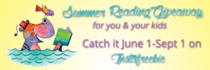 Kids Summer reading giveaway