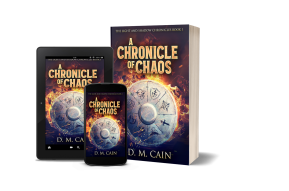 A Chronicle of Chaos multiple formats image