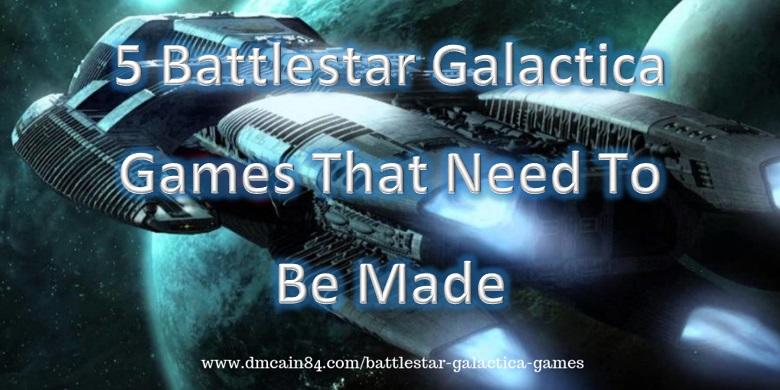Battlestar Galactica Games