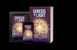 Genesis of Light multiple formats image