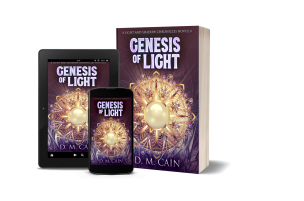 Genesis of Light multiple formats image