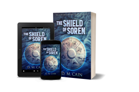 The Shield of Soren multiple formats image