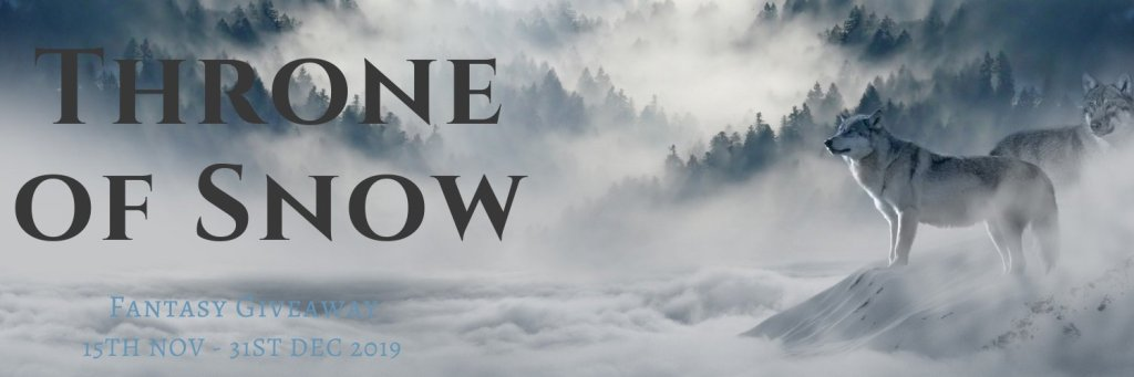 Throne of Snow ebook giveaway banner