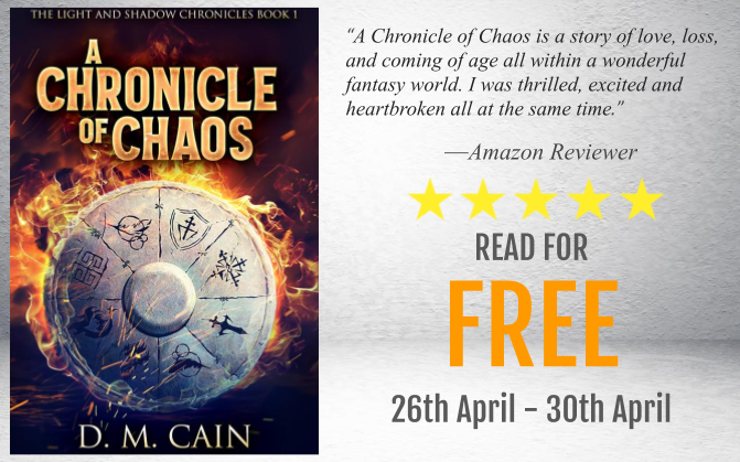 A Chronicle of Chaos free promotion